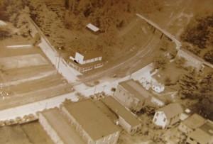 Aerial Photo of 1940s Saluda 1