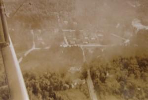 Aerial Photo of 1940s Saluda 3